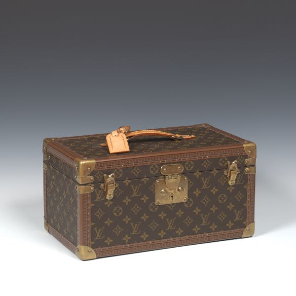 2e27e04d8a9d Louis Vuitton Travel Case With Mirror