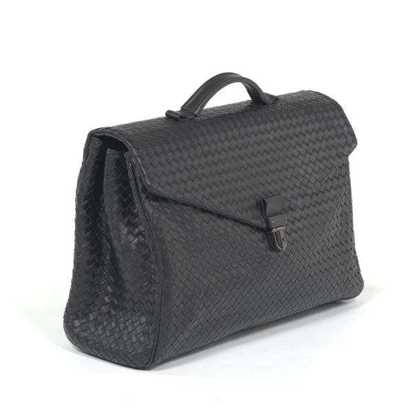 8ba6792c0acc Bottega Veneta Intrecciato Large Briefcase