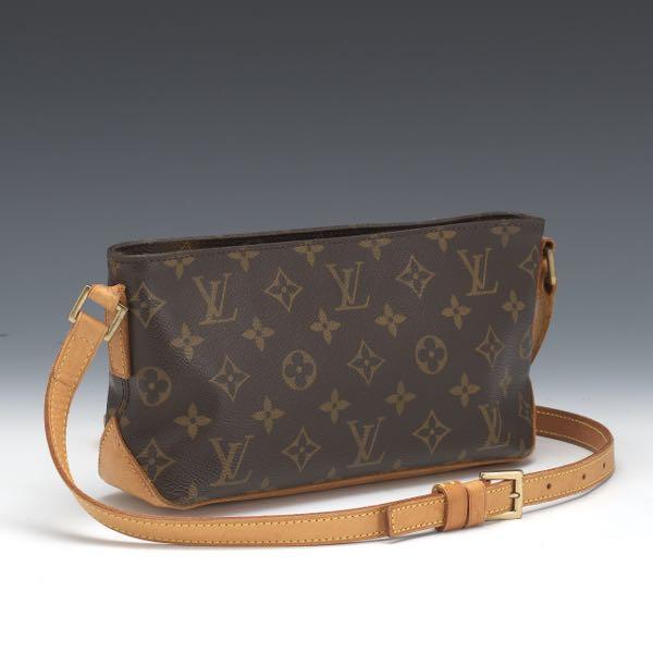 Louis Vuitton Monogram Canvas Trotteur Crossbody Bag e9cdd5653fb84