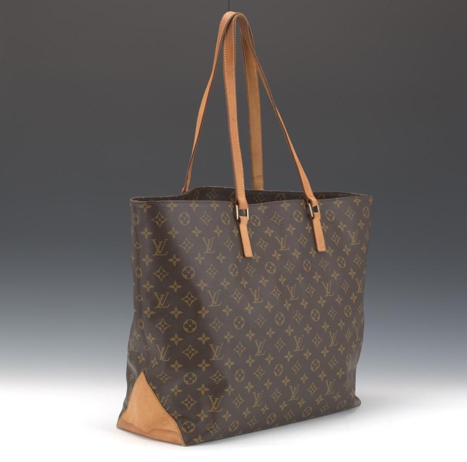 6297e882a54 Louis Vuitton Monogram Canvas Cabas Mezzo Shoulder Bag, 02.17.18 ...