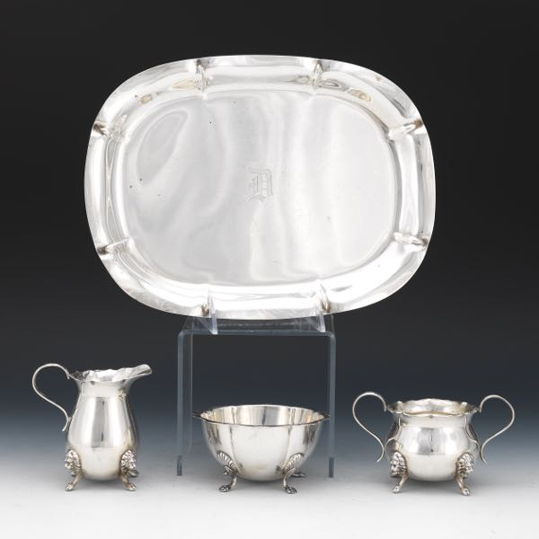 Devoted Japanese Hammered Butter Pats Dishes Set 950 Sterling Silver 1940 Easy To Use Antiques