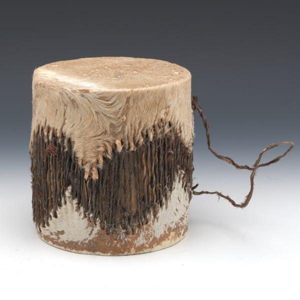 b0f476daa11b 1191. Native American Sioux Tom-Tom Drum